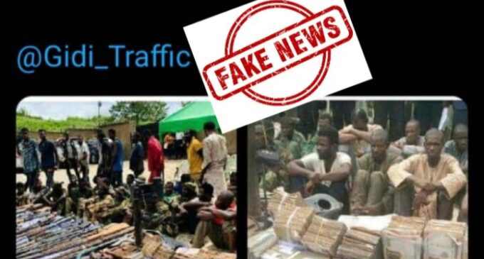 FACT CHECK: No, these photos are not of Greenfield University students' abductors