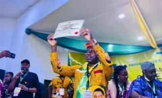 I'm a poor boy whom God has lifted, says Soludo after winning Anambra APGA guber primary