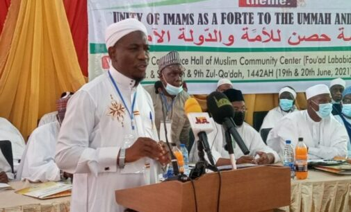 Imams to FG: Don't underrate our influence in fighting insecurity… our sermons calm tensions