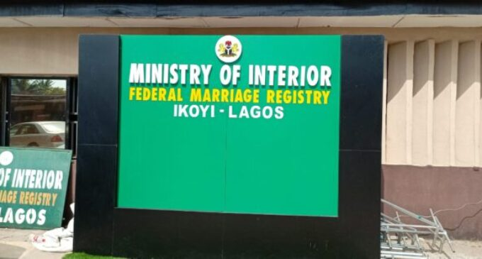 INVESTIGATION: Extortion, inflated costs… the Nigerian marriage registry where fraud is a norm
