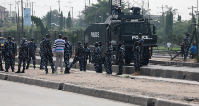 Lagos police: How we stopped hoodlums from hijacking June 12 protest in Ojota
