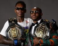 Kamaru: I would rather have two Nigerians with belts than one Nigerian with two belts in UFC