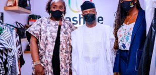 Kemi Adeosun reemerges with 'Dash Me Store' — online thrift-for-charity initiative
