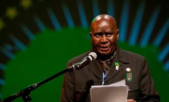 Kenneth Kaunda, Zambia's first president, dies aged 97