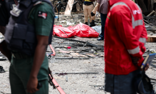 Death toll from Lagos tanker explosion hits five