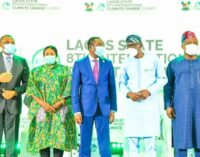 Climate Watch: Lagos unveils 5-year action plan, and earth tremor recorded in Osun
