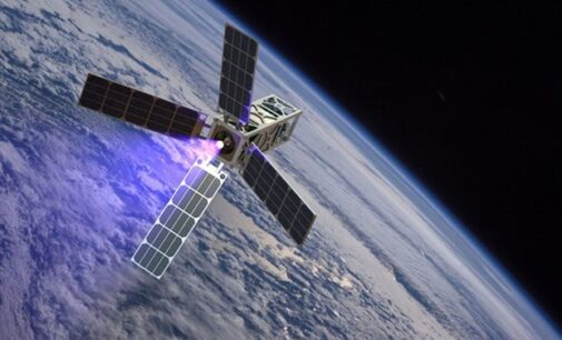 EXTRA: Nigeria's satellite is outdated but functioning by grace, says NASRDA DG