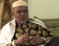 Report: Lobby firm hired by Nnamdi Kanu engages US government on his arrest