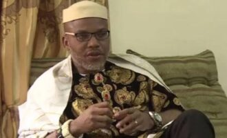 Nnamdi Kanu sues Kenya over 'unconstitutional' extradition to Nigeria