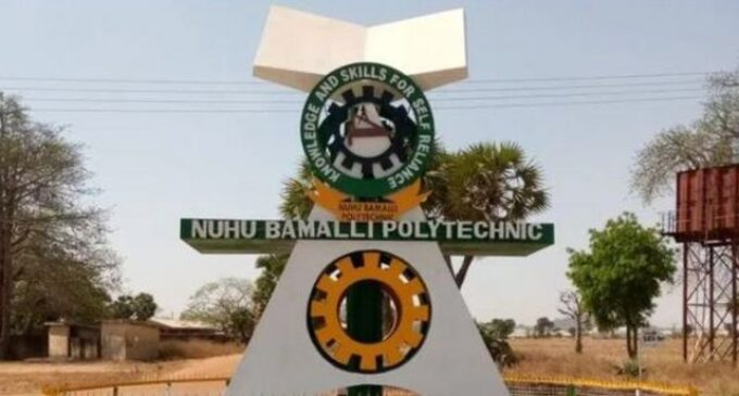 Kaduna: Two lecturers, 8 students kidnapped from Nuhu Bamalli Polytechnic
