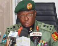Army: 1,009 suspects handed over to Borno not ex-Boko Haram fighters