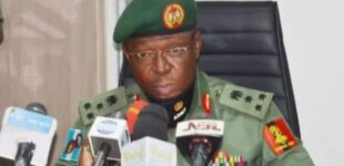 Army replies Gumi: Soldiers risk their lives to confront bandits — we don't condone sabotage