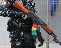 Three killed as gunmen attack police vehicle 'conveying murder suspects' in Osun