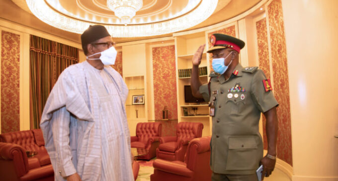EXCLUSIVE: With Yahaya now army chief, 29 major-generals asked to go on one-month leave