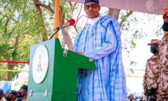 Buhari: We won't rest until peace is fully restored in Borno