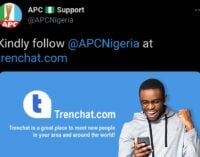 APC support group bypasses FG's suspension to tweet alternative to Twitter