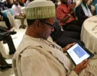 REWIND: Buhari called for the regulation of social media in 2019 because of 'hijack'
