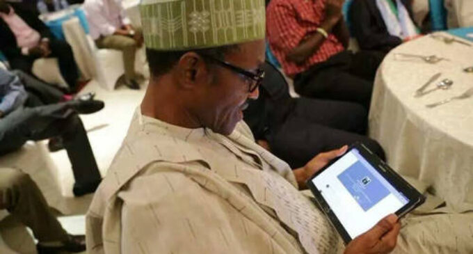 Twitter deletes Buhari's 'treat them in the language they understand' tweet after outcry