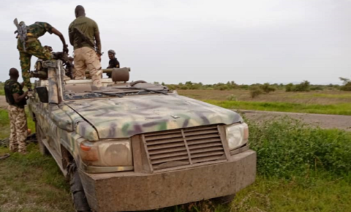 '12 insurgents, two soldiers' killed during attack on military base in Borno
