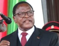 Malawi president: I was begged to be physically present at UK virtual summit