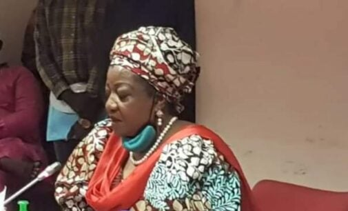PDP: Onochie denying her life in desperation for appointment as INEC commissioner