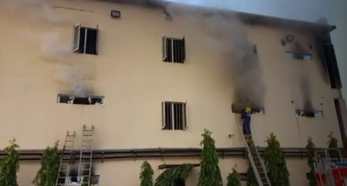 The Ebeano supermarket fire and Abuja's development challenges