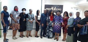 Wole Soyinka Centre trains 21 female journalists on SGBV issues