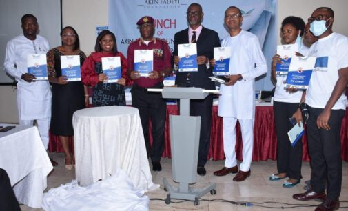 Akin Fadeyi Foundation unveils report on 'Corruption Not In My Country' campaign