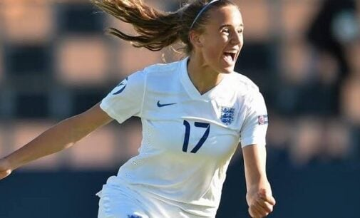 Ashleigh Plumptre, the England footballer who accepted to represent Nigeria