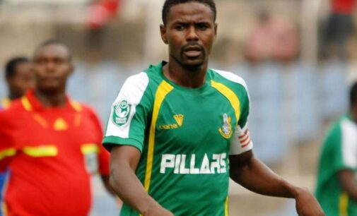 At 40, I'm not thinking of retirement, says Rabiu Ali, 'NPFL's oldest player'