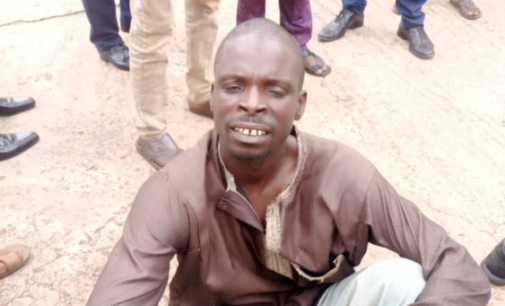 Suspected bandit on wanted list arrested in Sokoto