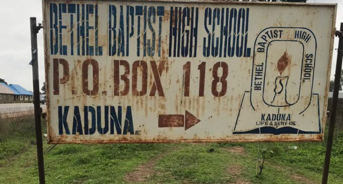 Baptist Convention: We won't pay ransom for abducted students