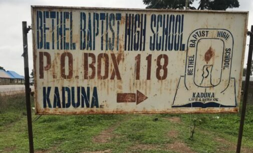 'It's condemnable' — CAN laments delay over rescue of 31 remaining Kaduna Baptist school students