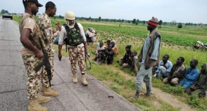 Army: 28 Boko Haram fighters have surrendered in Borno