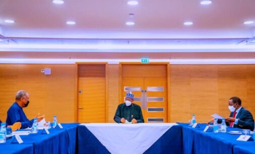 Buhari pledges to increase education budget by 50% in the next two years