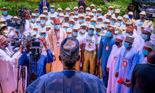 Buhari: NYSC a spectacular initiative — I commend Gowon every time we meet