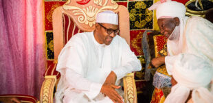 Emir of Daura: Nigeria lucky to have Buhari… things would be difficult without him