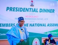Buhari to n'assembly: We will do everything to end insecurity — no distractions!