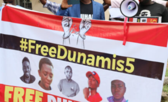 Court orders DSS to release #BuhariMustGo protesters arrested at Dunamis church