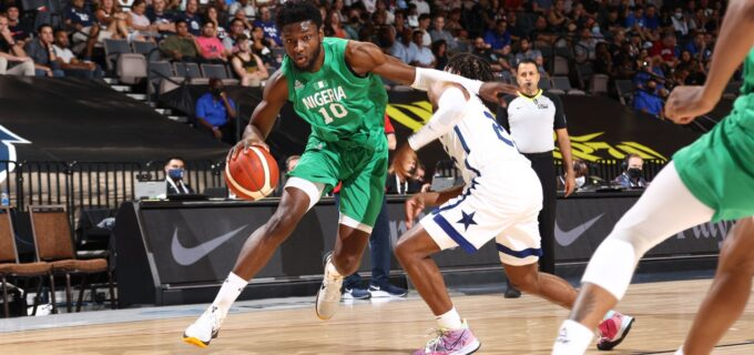 Nigeria's D'Tigers become first African team to beat US