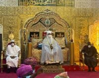 Emir of Kano asks Buhari to ease hardship faced by Nigerians