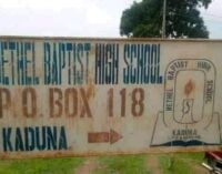 Five Kaduna Baptist School students freed — after three months in captivity