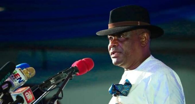 Wike to Buhari: Withdraw Onochie's nomination to avoid credibility problems for INEC