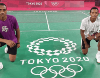 Tokyo Olympics: ALL Nigeria's badminton reps crash out on day 4