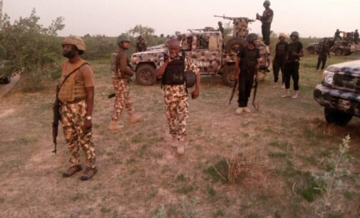 'Scores killed' as insurgents in army uniform clash with troops in Borno