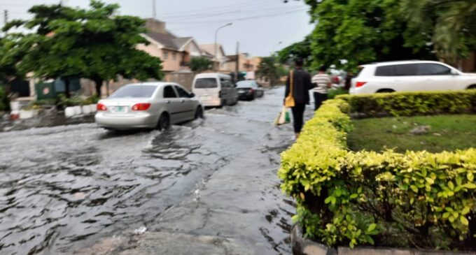Climate Watch: Lagos residents count losses as flood submerges cars, property