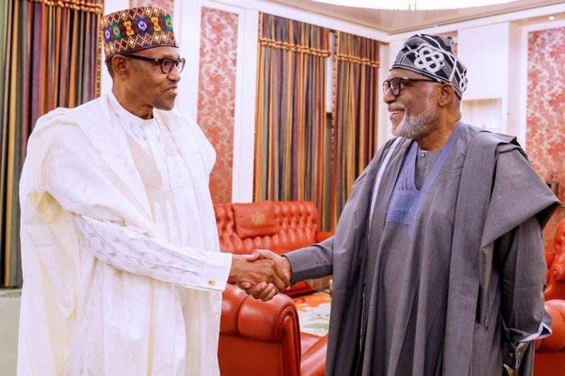'It will bolster APC's strength' -- Buhari congratulates Akeredolu on s'court victory