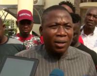 Release Igboho, he committed no crime against Nigeria, Soyinka tells Benin Republic