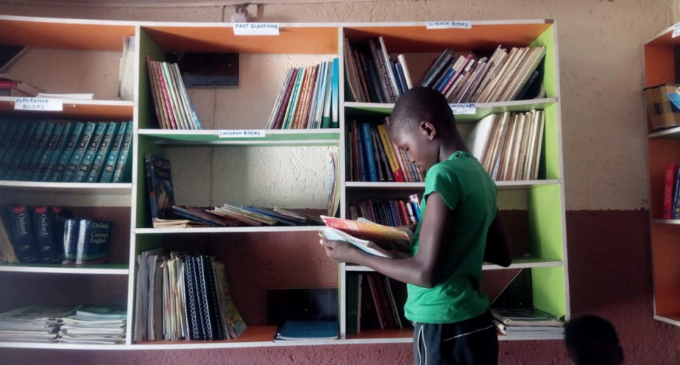 SPOTLIGHT: How UNIJOS students founded community libraries to keep children away from social vices