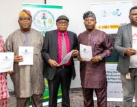 NESG: Plant protection law implementation to boost export, attract foreign investments
